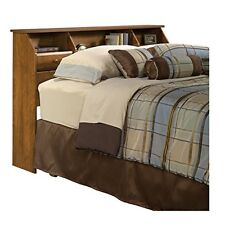 Sauder Shoal Creek Full/Queen Headboard 410847 Oiled Oak NEW