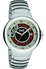 D&G Mole Mens Watch DW0248 Nuevo en Caja Original