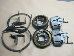 "98-02 Camaro SS Z28 Firebird Trans Am WS6 LS1 12"" Rear Brake Kit 1217-89"
