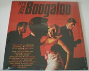 60s FUNK SOUL - LET'S DO THE BOOGALOO - 2 x LPs - 24 TRACK - NEW SEALED