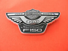 Harley Davidson 100th Anniversary Ford truck EMBLEM  new/old w/ original box