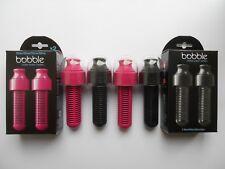 Bobble (4) Carbón Repuesto Rosa Negro Productos Nuevo