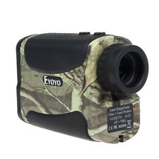 Golf Laser Rangefinder 700 Yard Distance Measurer Scope Range Finder Camo SY
