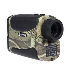 700Yd Laser Range Finder 6x Hunting Golf Telescope Distance Speed Monocular PRO