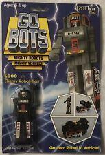 Tonka GoBots Loco 05 Enemy Robot Train