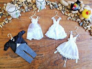 Geld Geschenk Verpackung Hochzeit Kleid Anzug Frack Deko Braut Hochzeitskleid