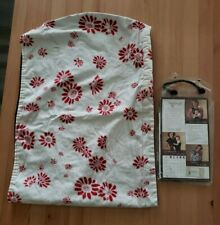 Hotsling Baby Carrier/Baby Wearing Size 4 Medium - Red Botanical/Floral