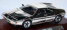 BMW M1 Coupé 1978-81 Cromo Coches Plata Collection 1:43