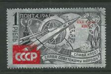 Cats Used Russian & Soviet Union Stamps