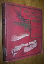 1897 The Island That Called Patmos Antique Greek History Book William Edgar Geil