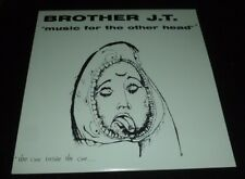BROTHER J.T. & VIBROLUX 33RPM LP MUSIC FOR THE OTHER HEAD ROCK PSYCH NOISE JT
