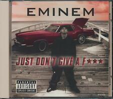 SEALED NEW CD Eminem - Just Don't Give A F--- (EP, 2 Tracks)