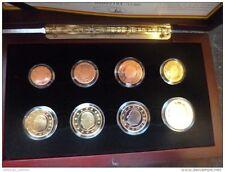 pièce 1 cent euro Belgique 2001 be/proof issue du coffret be