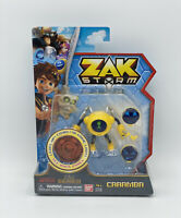 New And Sealed-Zak Storm-Caramba Figure With Coin