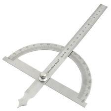Drehende 180 Grad 15cm Straightedge  Maß Winkelmesser Gradmesser Zweifach Lineal
