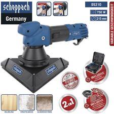 SCHEPPACH DS 210 Wandschleifer Deckenschleifer Trockenbauschleifer 215 mm 750 W