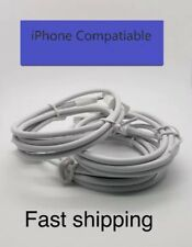Lighting USB cables for original OEM IPHONE phones 3 pcs 1 Miter Long 33 Inch
