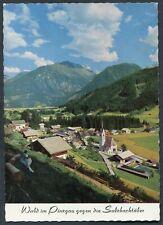 AK: Wald im Pinzgau, ungelaufen
