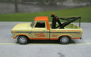 1973  FORD F-100   DEPENDABLE  TOW TRUCK   S SCALE DIE-CAST
