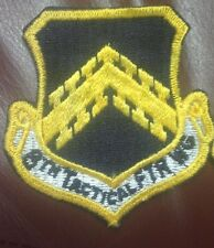 vintage 8TH TACTICAL FIGHTER WING PATCH military US AIR FORCE vietnam war RARE ~