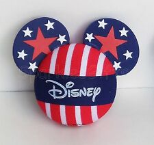 Disney - Mickey Mouse - Patriotic Disney Pride Antenna Topper