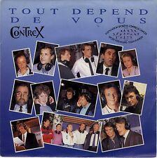 45 tours Belgique Tout dépend de vous Jacky Ickx Eddy Merckx Jean-Marie Pfaff