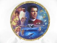 Star Trek: *Star Trek IV The Voyage Home* Plate # 2297-G  W/CERT