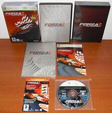 Forza Motorsport 2 Edición para Coleccionistas, Xbox 360, Pal-España ¡COMPLETO!