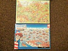 2 X 500/250 PIECE JIGSAW PUZZLES BUNDLE COMPLETE GREAT CONDITION 🧩FAB GIFT FUN