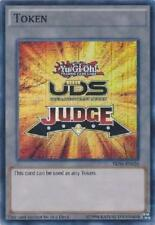 Yu-Gi-Oh! Sealed UDS Super Rare Judge Token - TKN4-EN026 * New Ships Free
