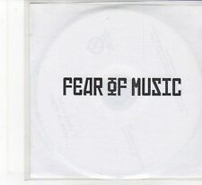 (FB356) Fear Of Music, First To Go - 2007 DJ CD