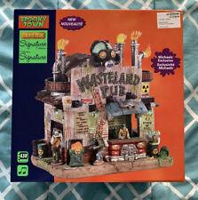 Lemax Spooky Town #85305 Halloween Wasteland Pub 2018  NIB