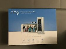 Ring Video Doorbell Pro -New In sealed  Box! 1080P HD.free overnight shipping