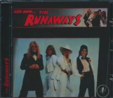 Runaways - And Now The Runaways NEW CD