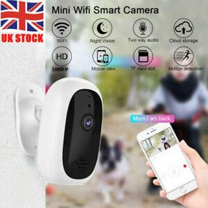 1080P IR HD Wireless WIFI IP Camera Outdoor HD CCTV Home Security Night Vision