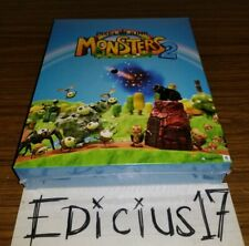 Pixel Junk Monsters 2 Collectors Edition Playstation 4 - Sealed - Limited Run