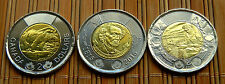 2015 Canada - Set of 3 Different Varieties of 2 $ Toonies 3 Pcs - all UNC