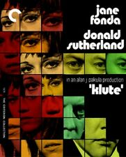 Klute 1971 The Criterion Collection Blu-ray 2019