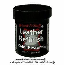 Leather Refinish Color Restorer® Were Copyright Original! 4oz Refill Moca Brown