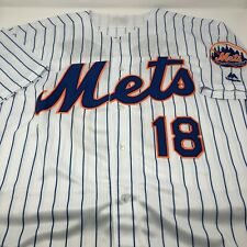 Darryl Strawberry New York Mets Replica Throwback Stitched Jersey Mens Size L
