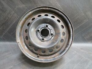 Nissan Micra K11 2001 14 Inch Steel Spare Wheel Rim Full Size
