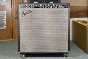 "Fender '65 Super Reverb Reissue 45-Watt 4x10"" Guitar Combo"