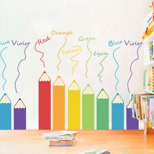 DIY Wall Stickers Kids Removable Vinyl Decal Mural Home Decor Nursery School Hot