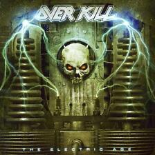 OVERKILL - The Electric Age  CD NEU