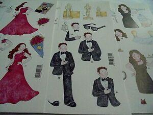 15 Jolly Nation decoupage Sheets