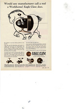 APR 1968 OUTDOOR LIFE WRIGHT & MCGILL EAGLE CLAW FISHING REELS AD PRINT E667