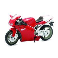 Newray 1:12 Modèle Ducati 998S Rouge - 09689