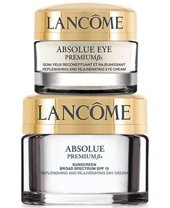 Lancome Absolue Premium Bx Day and Eye Cream Duo