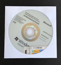 Microsoft Windows7HomePremium64bit (Lizenz + Medien) (1) - Vollversion für Windows GFC-00603