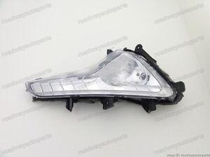 1Pcs Right Front Bumper Fog Light Driving Lamp w/Bulb For Kia Sportage 2014-2015